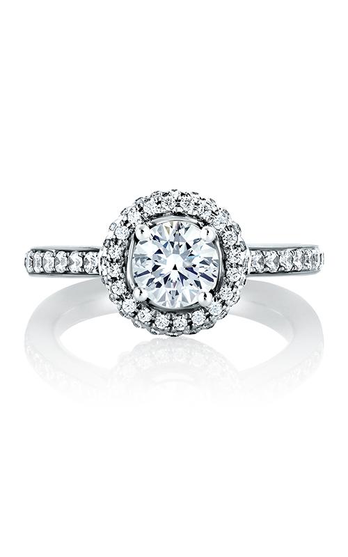 A. Jaffe Metropolitan - 18k white gold 0.65ctw Diamond Engagement Ring, MES437-140 product image