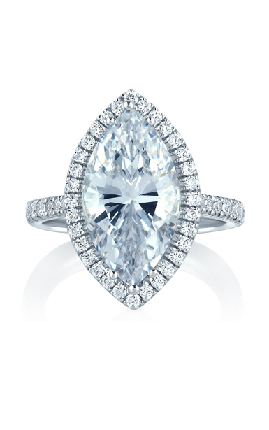 A. Jaffe Engagement ring MES440-120 product image
