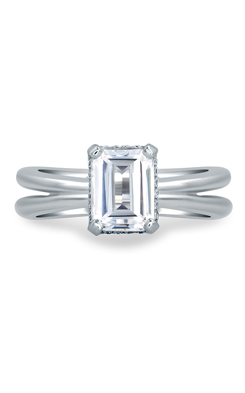 A. Jaffe Engagement ring MES677-158 product image