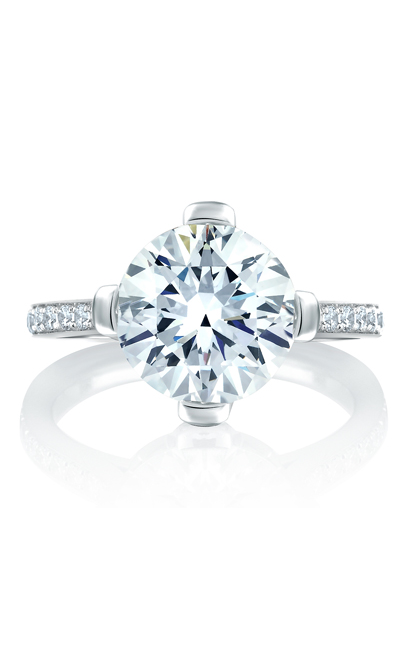 A. Jaffe Engagement ring MES432-137 product image