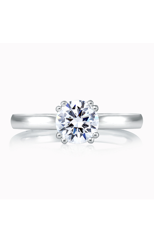 A.Jaffe Solitaire Engagement Ring MES166-65 product image