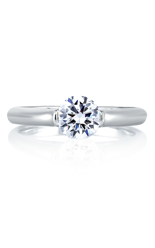 A.Jaffe Solitaire Engagement Ring ME1563-75 product image