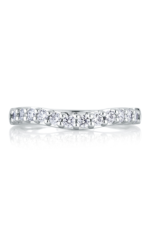 A.Jaffe Dazzling Shared Prong Signature Contour Band MRS239-48 product image