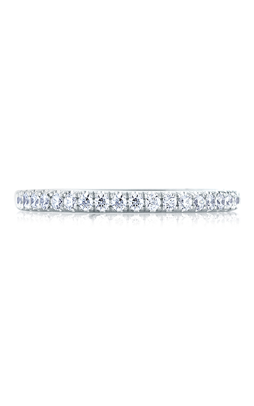 A.Jaffe Simple Pave Bright Polished Band MRS394-27 product image