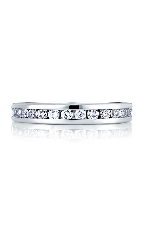 A.Jaffe Signature Channel Set Wedding Band MRS174-29 product image
