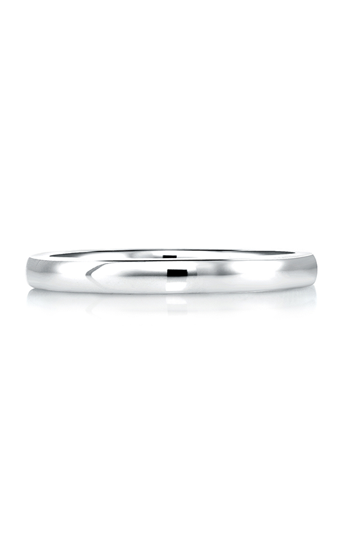 A. Jaffe Wedding band MRS166-PL product image