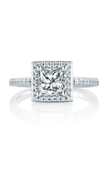 A. Jaffe Engagement ring MES167-28 product image