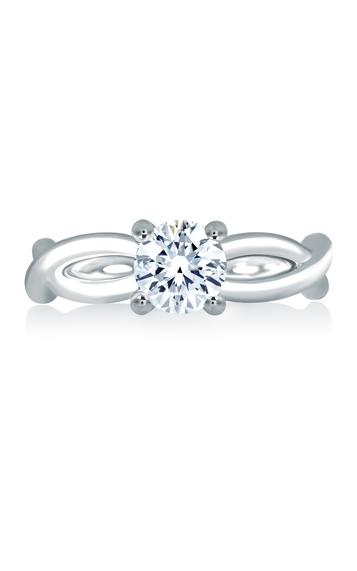 A. Jaffe Metropolitan - 18k rose gold  Engagement Ring, ME1638-75 product image