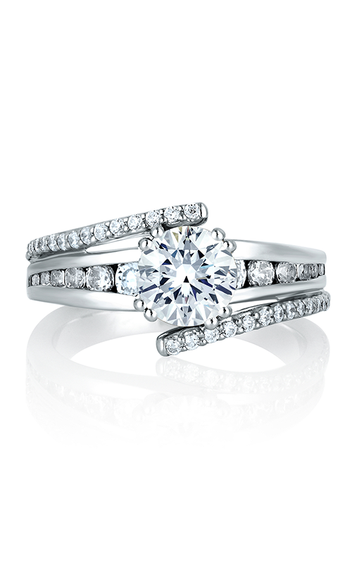 A. Jaffe Engagement ring MES272-63 product image