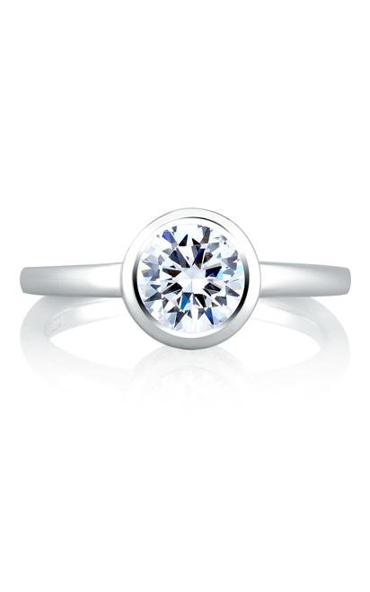 A. Jaffe Engagement ring MES057-67 product image