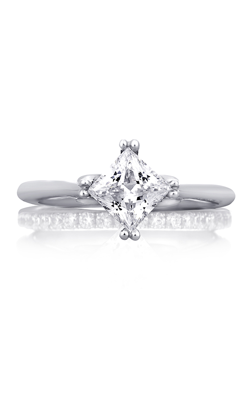 A. Jaffe Seasons of Love - Platinum  Engagement Ring, MES438-75 product image