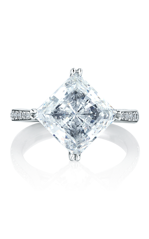 A. Jaffe Seasons of Love - Platinum 0.34ctw Diamond Engagement Ring, MES420-334 product image