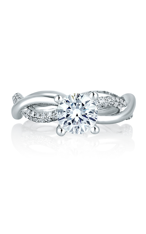 A. Jaffe Engagement ring ME1637-168 product image