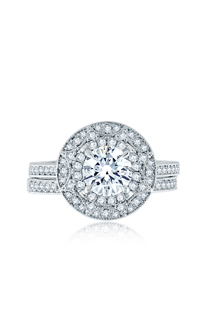 A. Jaffe Engagement ring ME2184Q-136 product image
