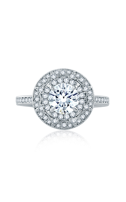 A. Jaffe Engagement ring ME1851Q product image