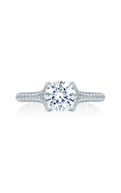 A.Jaffe Solitaire Engagement Ring MES745Q-180 product image