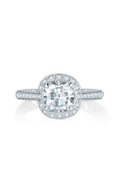 A.Jaffe Solitaire Engagement Ring MES756Q product image