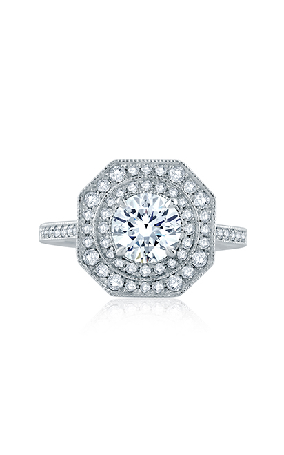 A. Jaffe Engagement ring ME2183Q-144 product image