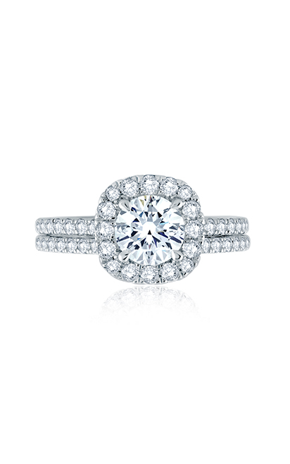 A. Jaffe Engagement ring ME2202Q-157 product image