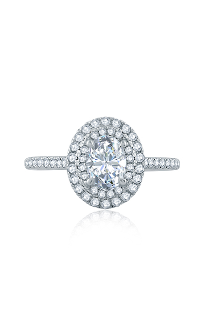 A. Jaffe Engagement ring ME2173Q-146 product image