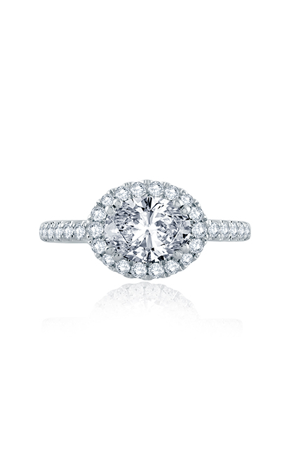 A. Jaffe Engagement ring ME2135Q-207 product image
