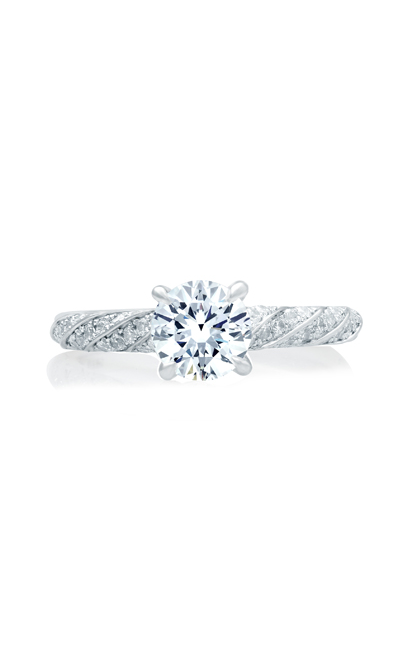 A. Jaffe Engagement ring MES820 product image
