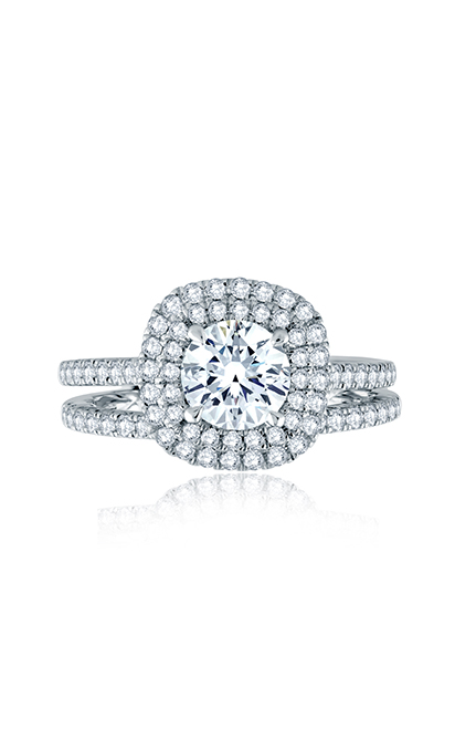 A. Jaffe Engagement ring ME2203Q-152 product image