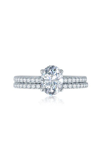 A. Jaffe Engagement ring ME2180Q-177 product image