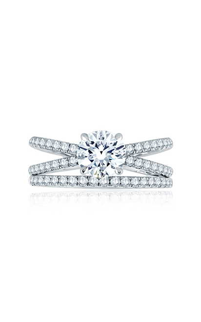 A. Jaffe Engagement ring ME2195Q-146 product image