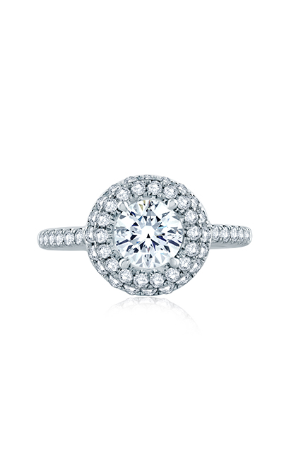 A. Jaffe Engagement ring ME2151 product image
