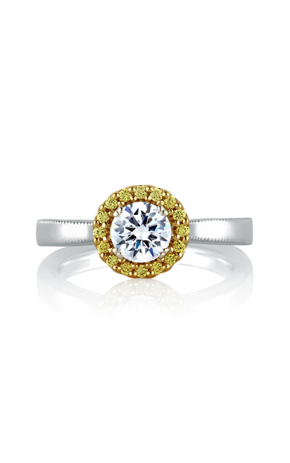 A. Jaffe Engagement ring MES601B product image