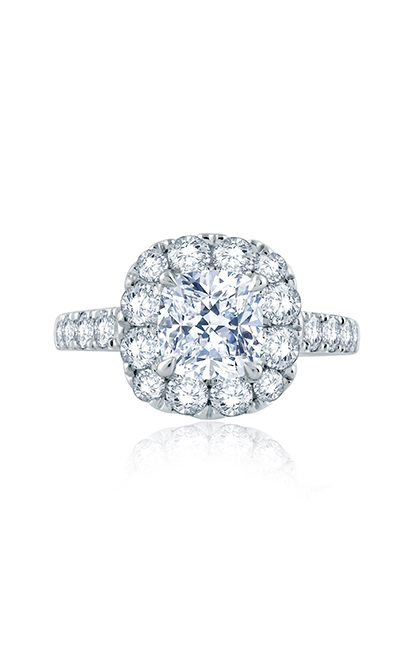 A. Jaffe Engagement ring MES864 product image