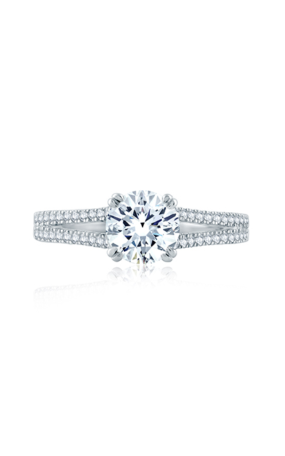 A. Jaffe Engagement ring MES860 product image