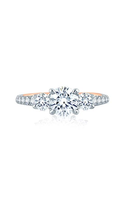 A. Jaffe Engagement ring MES850 product image