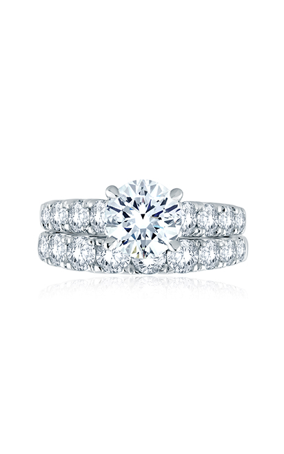 A. Jaffe Engagement ring MES870 product image
