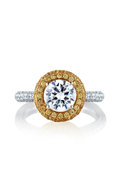 A. Jaffe Engagement ring MES585B product image