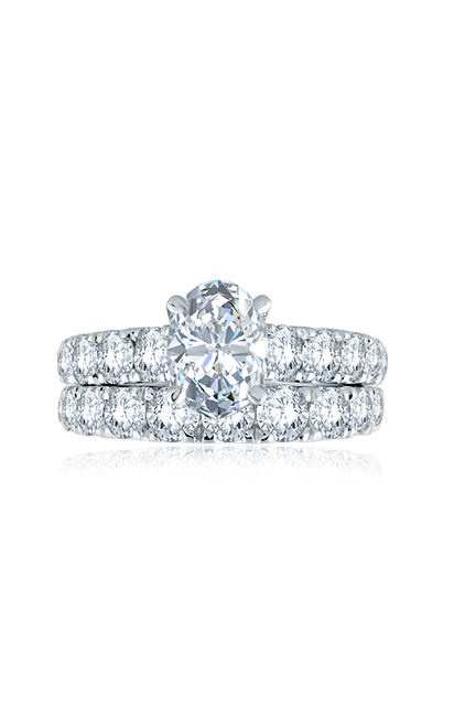 A. Jaffe Engagement ring MES865 product image