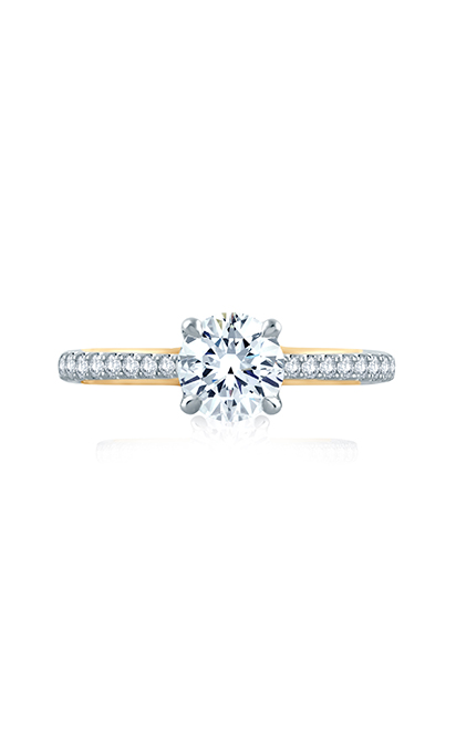 A. Jaffe Engagement ring MES848 product image