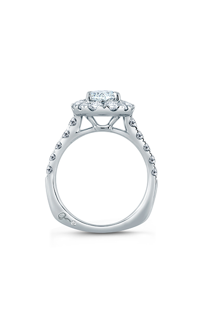 A. Jaffe Engagement ring MES868 product image