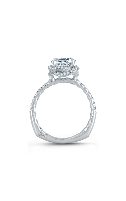 A. Jaffe Engagement ring MES769Q product image