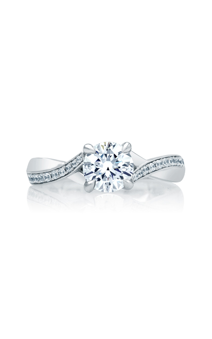 A. Jaffe Engagement ring ME2038Q product image
