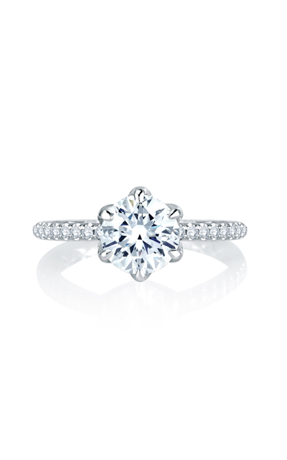 A. Jaffe Engagement ring MES767Q product image