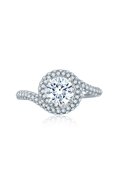 A. Jaffe Engagement ring ME2140Q product image