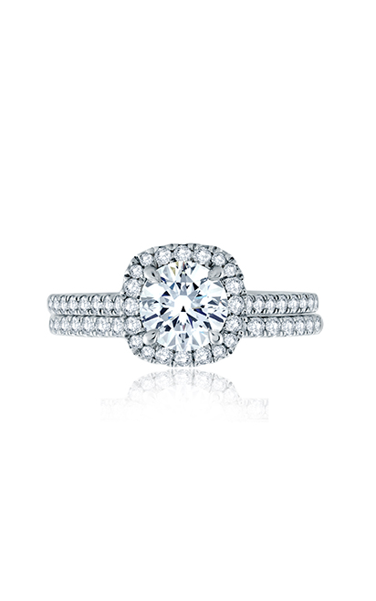 A. Jaffe Engagement ring ME2186Q product image