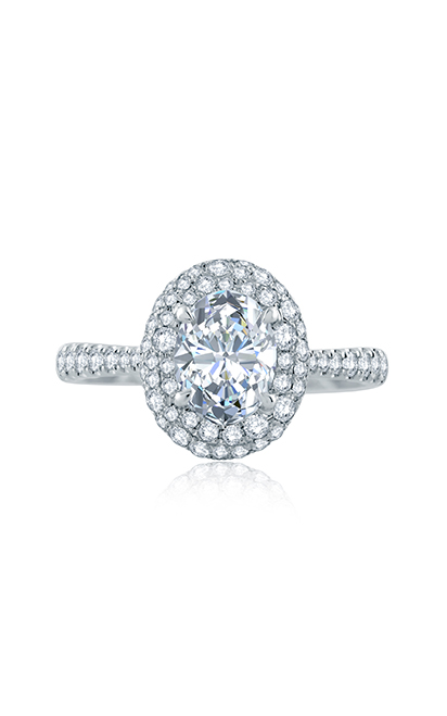 A. Jaffe Engagement ring ME2165Q product image
