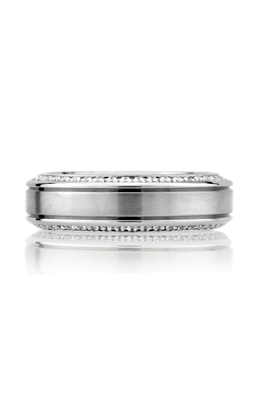 A. Jaffe Wedding band BB0131-101 product image