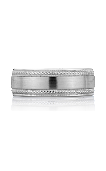 A. Jaffe Wedding band BR3500-PL product image
