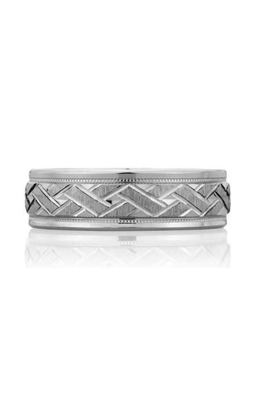 A. Jaffe Wedding band BR4263-PL product image