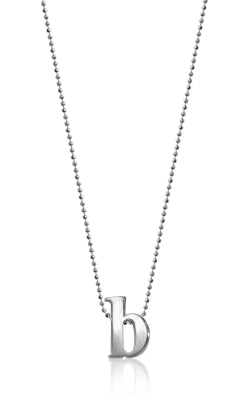 Alex Woo Little Letter NLETTERB-S CHAIN16H- product image