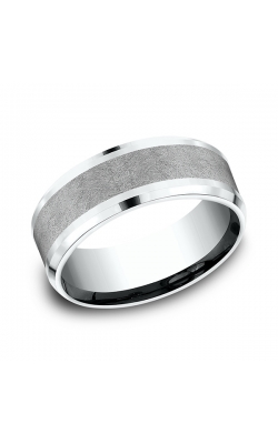 Ammara Stone Comfort-fit Design Wedding Band CF458070GTA14KW07 product image